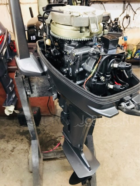 мотор подвесной SUZUKI SUZUKI 9,9, нога S (381 мм) 2000 года
