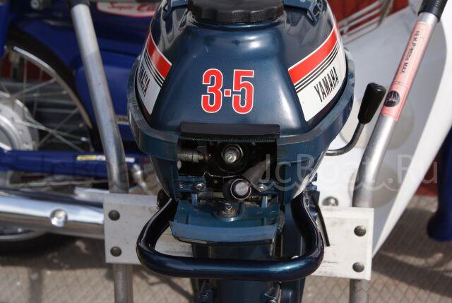 мотор подвесной YAMAHA 3,5ACS 1990 года