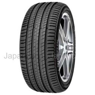 Летниe шины Michelin Latitude sport 3 295/35 21 дюйм новые в Новосибирске