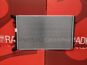 Радиатор двигателя на Volkswagen GOLF IV 1JAGN AGN