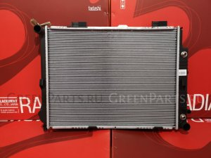 Радиатор двигателя на Mercedes-benz E-CLASS W210.062 112.914