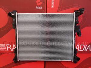Радиатор двигателя на Dodge Caravan EGL