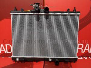 Радиатор двигателя на Nissan Tiida C11X