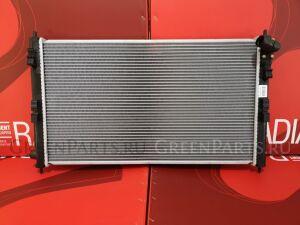 Радиатор двигателя на Mitsubishi CX4A 4B11-T