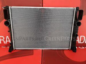 Радиатор двигателя на Mercedes-benz E-CLASS W211