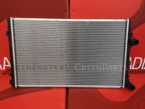 Радиатор двигателя на Volkswagen Caddy SAA