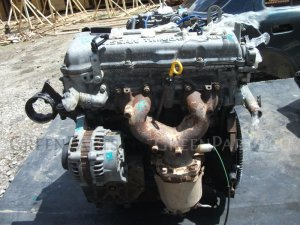Двигатель на Nissan Sunny FB13 GA15DS