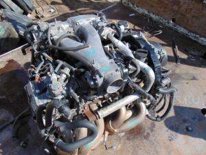 Дроссельная заслонка на Toyota Mark II JZX110 1JZ-FSE