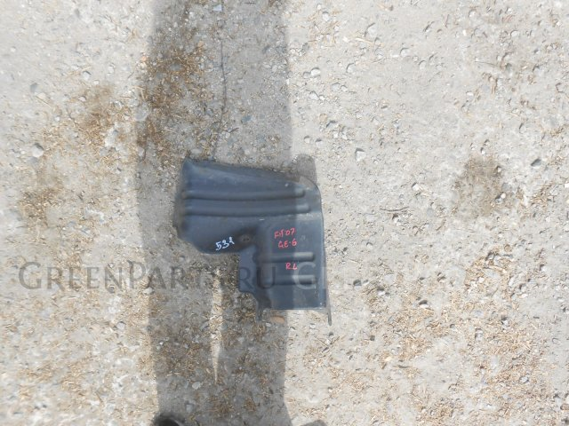 Подкрылок на Honda Fit GE6 L13A ORIGINAL