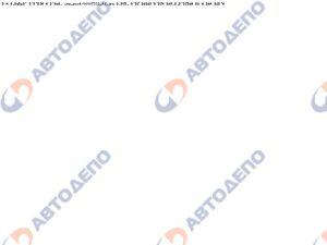 Радиатор охлаждения двигателя toyota,lexus