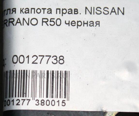 Петля капота на Nissan Terrano R50