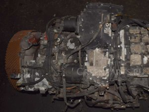 Кпп механическая на Isuzu Giga 6UZ1 JX12P