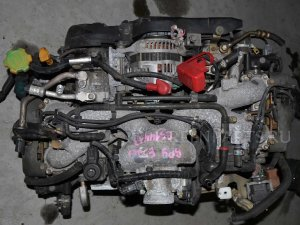 Двигатель на Subaru Legacy BL5 EJ203 AT