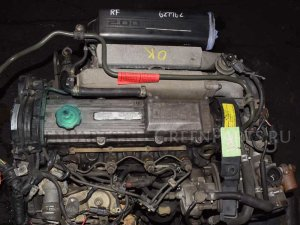 Двигатель на Mazda Capella GVFW/GVFR RF/RF-CX charger