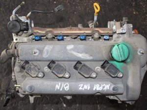 Двигатель на Toyota Corolla NZE121 1NZ-FE AT