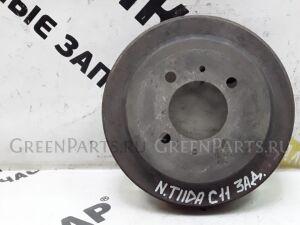 Барабан тормозной на Nissan Tiida C11 HR15DE