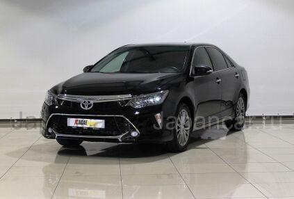 Toyota Camry 2018 года в Краснодаре