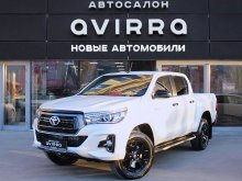 Toyota Hilux Pick Up 2020