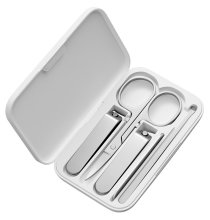 Маникюрный набор Xiaomi Mijia Nail Clipper Five Piece Set Silver (MJZJD002QW)