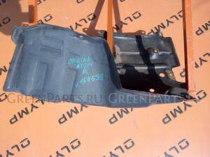 Защита двигателя на Toyota Carina AT211 7A-FE 7309