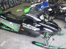 ARCTIC CAT MOUNTAIN CAT 600 EFI 2001