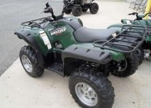 YAMAHA Grizzly 700 2013