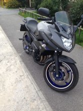 Дорожник YAMAHA XJ6 Diversion 2013