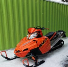 ARCTIC CAT M7 2005