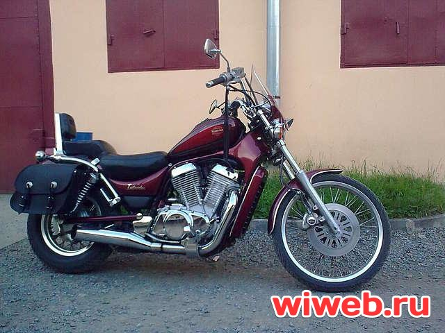 Чоппер SUZUKI VS400 INTRUDER 1998