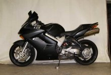 Мотоцикл HONDA VFR8004 INTERCEPTOR 2004
