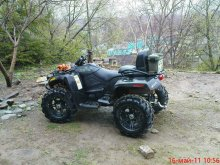 Квадроцикл ARCTIC CAT 650 TRV H1 2007