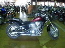 Чоппер HONDA STEED 600 1992