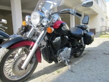 Чоппер HONDA Shadow A.C.E. 1997