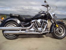 Чоппер YAMAHA Road Star xv1700 2007