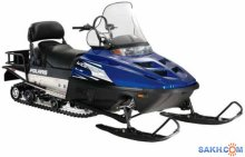 Снегоход POLARIS Widetrak LX 2011