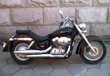 Чоппер HONDA Shadow Aero 750