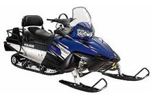 Снегоход POLARIS 600 Widetrak IQ 2013