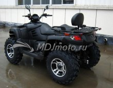 YAMAHA HUNTER 600 2014