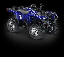 YAMAHA Grizzly 550 4x4 2015
