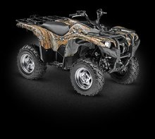 YAMAHA Grizzly 700 4x4 2015