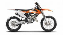 мотоцикл KTM 125 SX