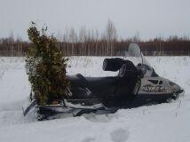 снегоход SKI-DOO ST 600