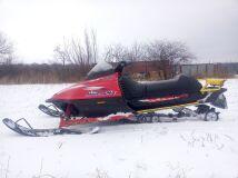 снегоход YAMAHA V-MAX 600