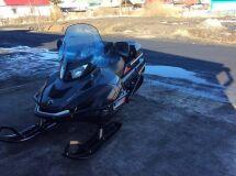 снегоход BRP SKI-DOO SKANDIC SWT 600 E