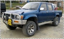 Toyota Hilux Pick Up 1992