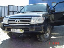Продам TOYOTA LAND CRUISER 2005 года