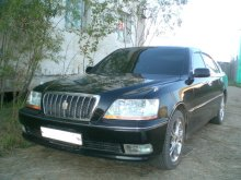 Продам TOYOTA CROWN MAJESTA 2001 года