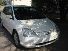 Продам HONDA CIVIC 2001 года
