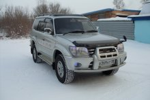 Продам TOYOTA LAND CRUISER PRADO 1998 года