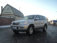 Продам TOYOTA LAND CRUISER PRADO 2008 года(2008.07)